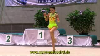 getlinkyoutube.com-Regina Mikako Okamoto (RUS) - Pre-Juniors 03 - Pader-Gym-Cup 2015