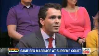 getlinkyoutube.com-Ryan Anderson debates gay marriage with Piers Morgan