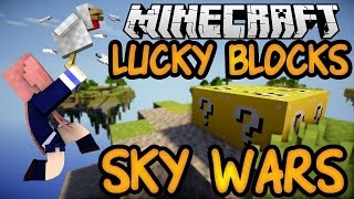 getlinkyoutube.com-ZOVEEL GELUK! - Lucky Skywars