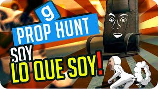 getlinkyoutube.com-SOY LO QUE SOY! | Prop Hunt en Gmod con Exo, Macundra, Sarinha y Luh