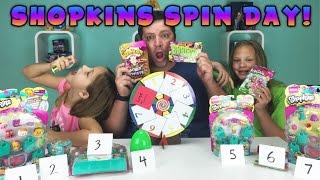 Shopkins Spin Day - Shopkins Season 3 Special Editions
