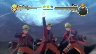 getlinkyoutube.com-Naruto Shippuden: Ultimate Ninja Storm 2 [HD] - Sage Naruto Vs Pain (Story Mode)