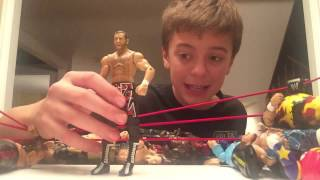 getlinkyoutube.com-WWE action figure collection