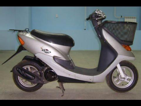 Ремонт Honda Dio Cesta. Часть 1.