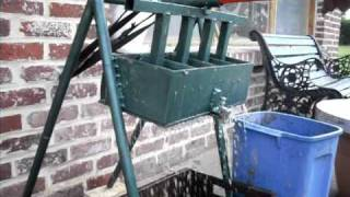 getlinkyoutube.com-Presse à briquettes