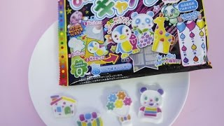 getlinkyoutube.com-포핀쿠킨/가루쿡-오에카키캔랜드(popin cookin kracie-Oegaki Animal Candy Land) ポピンクッキン おえがきキャンランド