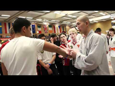 MA DAY 2012 Shaolin Kung Fu Master Shi Yan Rui