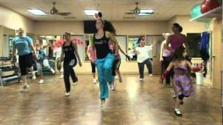 "getlinkyoutube.com-Zumba ""MONSTER MASH"" Choreography by ZumbaAroc"