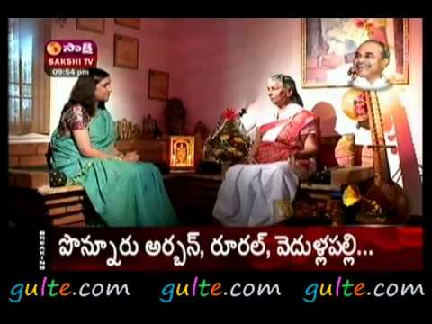 Gulte.com - Sakshi Legends : S Janaki - Part 2