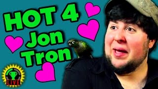 getlinkyoutube.com-JonTron is My OTP! - Asagao Academy Dating Sim