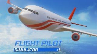 getlinkyoutube.com-Flight Pilot Simulator 3D - Android Gameplay HD