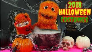 getlinkyoutube.com-2016 Halloween Costumes for Kids   Superheros