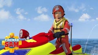 getlinkyoutube.com-Fireman Sam US Official: Ultimate Heroes The Movie - Sneak Peek