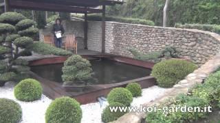 getlinkyoutube.com-Costruzione laghetto - Koi Garden Italia realizza il vostro laghetto koi da sogno