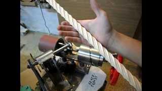 getlinkyoutube.com-Самодельный станок по дереву. Homemade milling machine for wood.