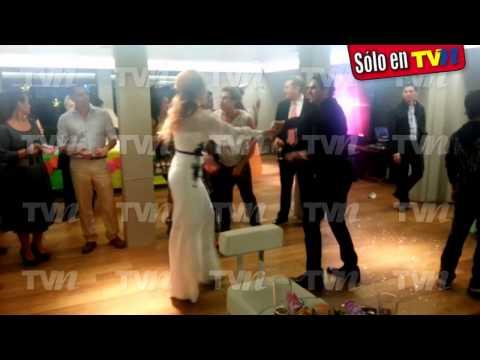 TVNotas presente en el cumpleaños de Raquel Bigorra