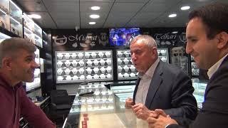 Başkan Şahin'den esnaf ziyareti
