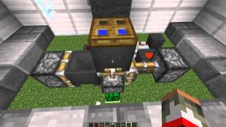 getlinkyoutube.com-Faire une toilette qui fonctionne   Tuto Minecraft