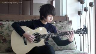 getlinkyoutube.com-(Michael Jackson) Beat It - Sungha Jung