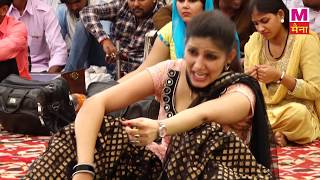 Haryanvi DJ Dance Song || Latest Haryanvi Stage Dance | Theke Aali Gali | Sapna Dance width=