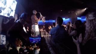 getlinkyoutube.com-Syntheticsax - Live Sound Performance in Grey Club Poland (Wroclaw City)