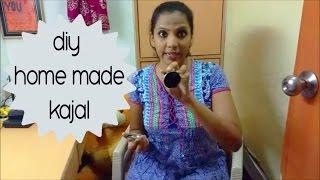 getlinkyoutube.com-DIY Homemade Kajal | D Crafty