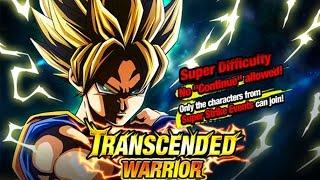 LR Goku FINAL Stage Guide! TRANSCENDED WARRIOR! Dragon Ball Z Dokkan Battle!