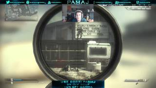 getlinkyoutube.com-Pamaj's POV vs. FaZe Apex - COD Ghosts 1v1 Quickscoping!