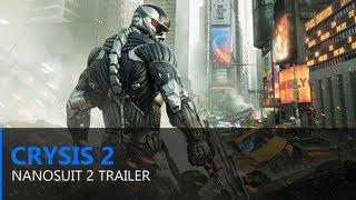 getlinkyoutube.com-Crysis 2: Nanosuit 2 - Trailer