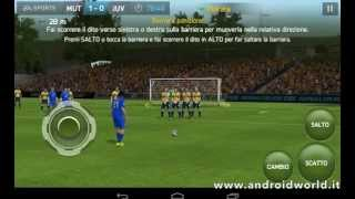 FIFA15 Ultimate Team, gameplay su Android width=