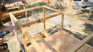 getlinkyoutube.com-How to Build a Chicken Coop