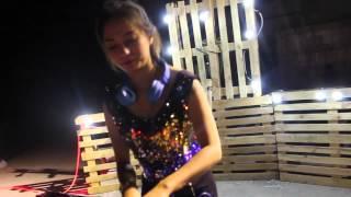 getlinkyoutube.com-DJ BEIBY CLARISSA - APARTMENT NEWTOWN  BANDUNG