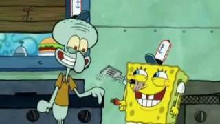 getlinkyoutube.com-Spongebob -  Was da ?