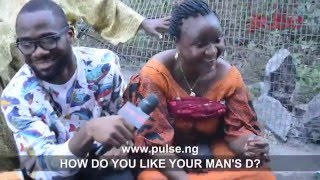 getlinkyoutube.com-How Do You Like Your Man's D? | What Do You Like In A Woman's Body? | Pulse TV Vox Pop
