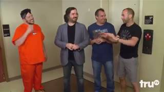 sal is an ex convict - impractical jokers - funny punishments
