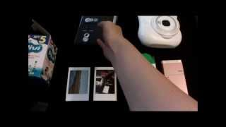 getlinkyoutube.com-How to tell the difference: Fujifilm Instax mini camera Vs Fujfilm Pivi Digital Printer MP-70