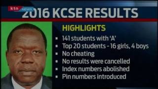 KTN Prime Full Bulletin - 29th Dec 2016