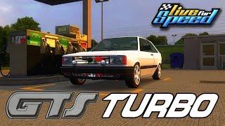 getlinkyoutube.com-Live For Speed - GOL GTS Turbo 1kg G27