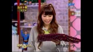 "getlinkyoutube.com-蝴蝶""I got a spirit fingers""表演 少女時代《I Got A Boy》(完整:VCR+講評)"
