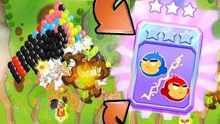 getlinkyoutube.com-MOST INSANE BOOST EVER..?!? PARALLEL UNIVERSE!..!!! - Bloons Supermonkey 2 Gameplay Part 3