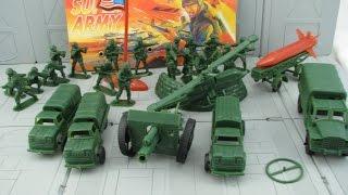 getlinkyoutube.com-SUPER ARMY MEN TOY REVIEW!