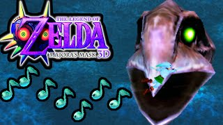getlinkyoutube.com-The Legend of Zelda Majora's Mask 3DS Gameplay Walkthrough Spooky Snakes New Wave Zora Eggs PART 18