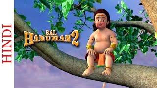 Popular Animated Comedy Scene - Bal Hanuman 2 - The Mischievous Bal Hanuman