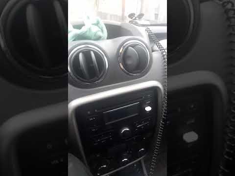 Renault Duster определение шума ремня генератора