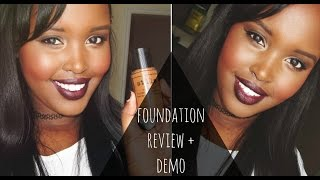 getlinkyoutube.com-Stila Stay All Day Foundation   Review + Demo