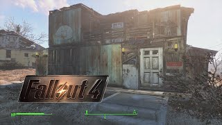 Fallout 4 | Build A House In Less Than 20 Minutes | Building Tutorial