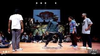 getlinkyoutube.com-BeTheOne Battle Edition #1 - 1/4 Finale Hiphop - DEYVRON & ROCHKA vs PARADOX & DIMENSION - HKEYFILMS