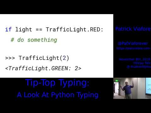 Image from Tip-Top Typing: A Look At Python Typing