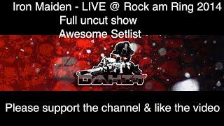 getlinkyoutube.com-Iron Maiden   Live at Rock am Ring 2014   Full uncut show