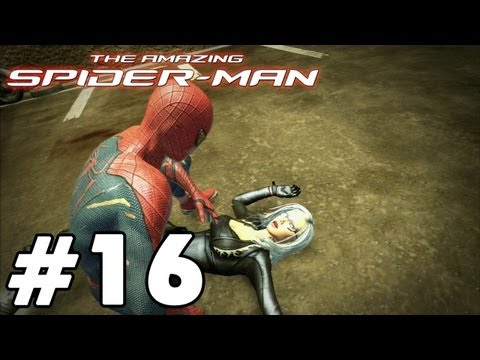 The Amazing Spider-man - 'playthrough Part 16 [black Cat Bat